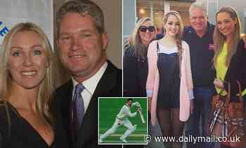 Wife of cricket champion Dean Jones pens a heartfelt tribute to 'the love of my life'