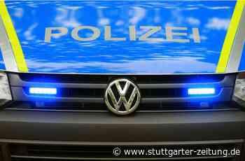 Raubüberfall in Ditzingen - Duo raubt 28-Jährigen in dessen Auto aus - Stuttgarter Zeitung