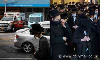 Three Orthodox Jewish men die from COVID-19 just hours after arriving at same NYC hospital