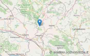 Terremoto, leggero sisma registrato in Irpinia: scossa di magnitudo 2.2 - L'Occhio di Avellino