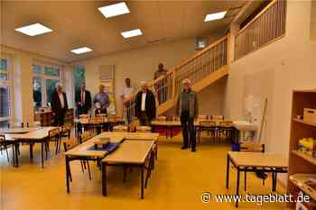 Harsefelds erste Ganztagsgrundschule ist gestartet - TAGEBLATT - Lokalnachrichten aus Harsefeld. - Tageblatt-online