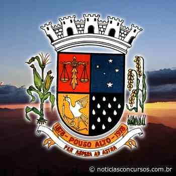 Concurso Prefeitura Municipal de Pouso Alto MG 2020 tem novo cronograma - Notícias Concursos