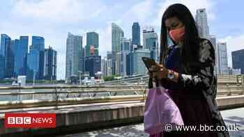 Singapore in world first for facial verification