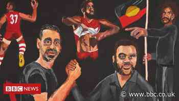 Archibald: Vincent Namatjira named art prize's first Aboriginal winner