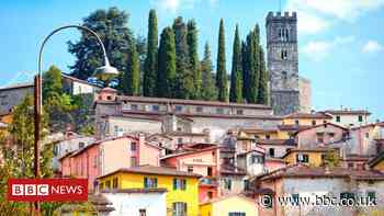 Barga: How Italy's most Scottish town coped without its annual 'invasion'