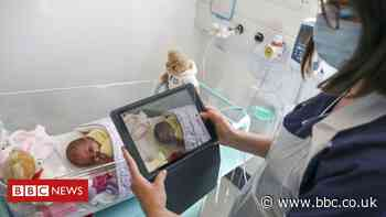 Coronavirus: The fight to get partners back into maternity wards