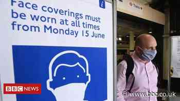 Covid-19: Fewer than 0.1% fined for no masks on trains