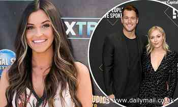Colton Underwood's ex Tia Booth 'commends' Cassie Randolph for filing restraining order against him
