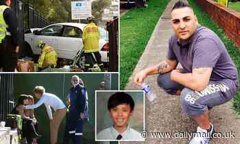 Rabih Abdulrahman jailed after running over boy on his way to school in Sydney while high on drugs
