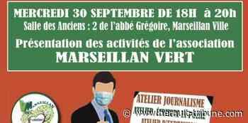 MARSEILLAN - Présentation des activités de l'association Marseillan Vert le 30 septembre 2020 - Hérault-Tribune