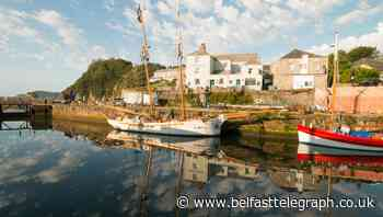 Accommodation in Cornwall that is more than shipshape