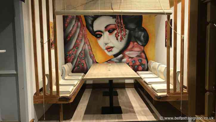 Ginza Kitchen: Taking steps to ensure a creative taste of the Orient