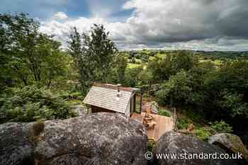 Cool stay of the week: a romantic hillside cabin in the Peak District