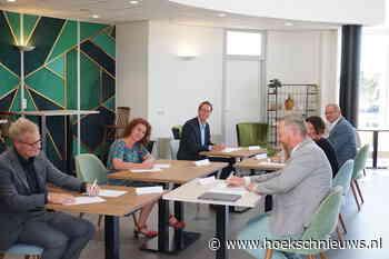 Convenantpartners zetten samenwerking voort om schulden en huisuitzettingen in de Hoeksche Waard te voorkomen - Hoeksche Waard - Hoeksche Waard Nieuws
