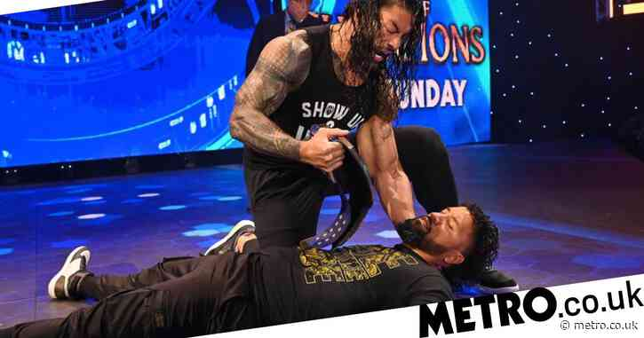 WWE SmackDown results: Roman Reigns destroys Jey Uso, The Fiend possesses Alexa Bliss and more