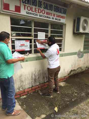 Personería hace balance de los centros de salud del Sarare toledano - Canal TRO