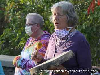 New Survivor's Memorial Garden unveiled in Eganville on fifth anniversary of murder of Nathalie Warmerdam, Anastasia Kuzyk, and Carol Culleton - strathroyagedispatch.com