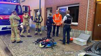 """Jordy (29) redt buurvrouw van brand in Tongeren: """"Heb haar naar buiten gesleurd"""""""