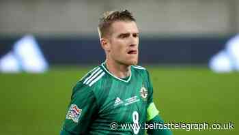 Northern Ireland will be left to sweat on Steven Davis ahead of Euro 2020 play-off