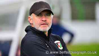 Irish League must kick off as planned with or without supporters, says Glentoran boss McDermott