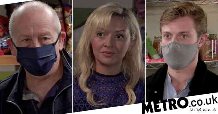 Coronation Street spoilers: Geoff Metcalfe kills Nicky Wheatley to destroy Daniel Osbourne?