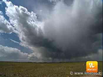 Meteo NOVATE MILANESE: oggi temporali e schiarite, Sabato 26 nubi sparse, Domenica 27 poco nuvoloso - iL Meteo