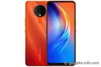 Tecno Spark 6 With Quad Rear Cameras, MediaTek Helio G70 SoC Launched: Price, Specifications