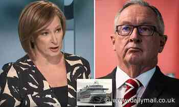 ABC's Leigh Sales questions why NSW's health minister didn't resign over Ruby Princess