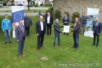 Zentraler Platz in Büren-Weine wird mit Fördermitteln neu gestaltet: Treffpunkt fürs Dorf - Westfalen-Blatt