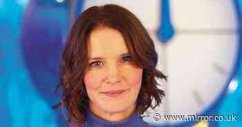 Word queen Susie Dent creating birthday cards using ancient English insults - Mirror Online
