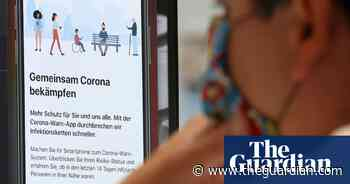 Glitches dent German enthusiasm for Covid contact-tracing app - The Guardian