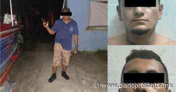 Detienen a tres presuntos ladrones en Tenosique - Diario Presente