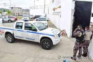 Un reo es hallado muerto en la cárcel de Bahía de Caráquez - El Diario Ecuador