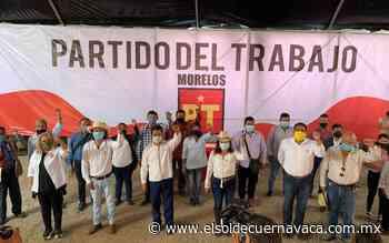 Se integra el Frente de Lucha Campesina Morelos Emiliano Zapata al PT - El Sol de Cuernavaca