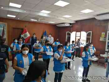 La Libertad: Entregan pulsioxímetros a provincias de Chepén y Pacasmayo - Radio Nacional del Perú
