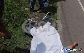Adulto mayor perece en accidente en la CA-13, La Masica, Atlántida - hch.tv
