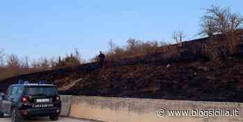 Operaio forestale stagionale appicca incendio nella riserva a Ciminna, arrestato dai carabinieri - BlogSicilia.it