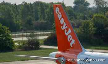 Covid has left easyJet 'hanging by thread', union official tells staff