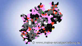 Bürgermeisterwahlen in NRW: Ergebnisse aller Stichwahlen in der interaktiven Karte