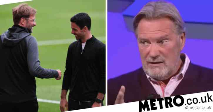Glenn Hoddle praises Mikel Arteta and makes prediction for Arsenal's trip to Liverpool