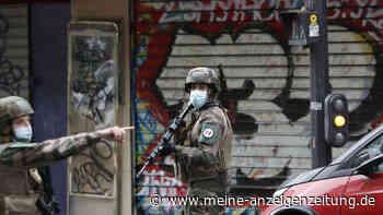 "Messerattacke in Paris: Hauptverdächtiger gesteht - Staatsanwaltschaft ermittelt wegen ""terroristischer Tat"""
