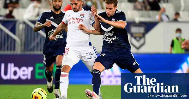 'Too far from his value': Arsenal bid for Houssem Aouar rejected by Lyon