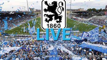 TSV 1860 - Magdeburg im Live-Ticker: Aufstellung ist da - Diese Elf starten für die Löwen