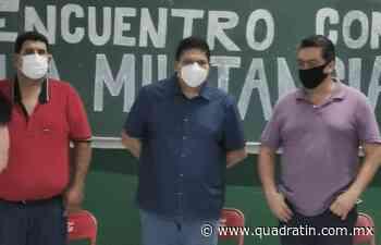 Definen dirigente municipal del PRI en Jiquilpan - Quadratín - Quadratín Michoacán