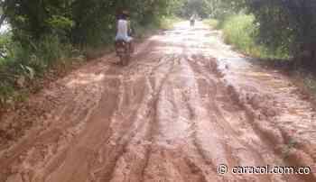 Hatillo de Loba – Bolívar pide inversión urgente en sus vías de acceso - Caracol Radio