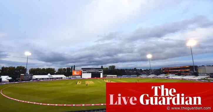 England v West Indies: third women's T20 international – live!