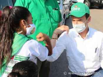 El candidato Quiroga no supo responder cuánto cuesta el pan y el pasaje en minibús - La Razón (Bolivia)