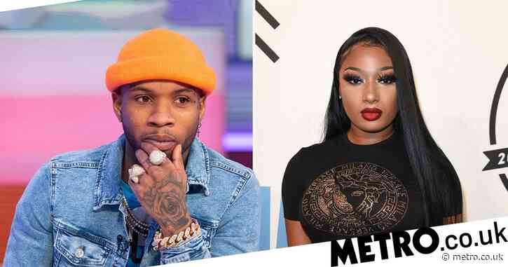 Megan Thee Stallion accuses Tory Lanez of 'smear campaign' as he denies shooting her in new album