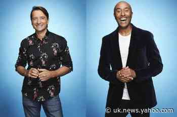 Hurdler Colin Jackson and skier Graham Bell latest stars to join Dancing on Ice