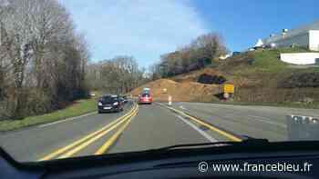 Ustaritz : le (trop) long chantier de la RD 932 - France Bleu